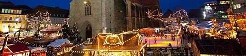 Kerstmarkt in Hamm