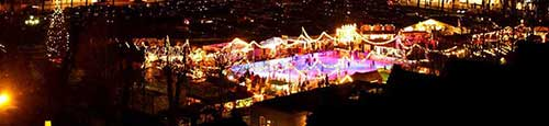 Kerstmarkt in Heide