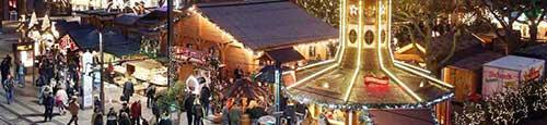 Kerstmarkt in Heilbronn