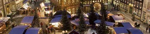 Kerstmarkt in Hildesheim