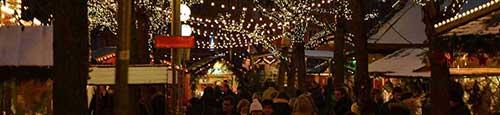 Kerstmarkt in Ingolstadt