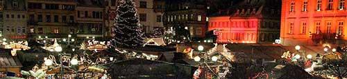 Kerstmarkt in Landau