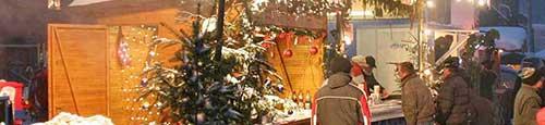 Kerstmarkt in Lauscha