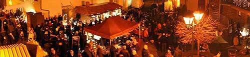 Kerstmarkt in Lutherstadt Eisleben