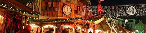 Kerstmarkt in Minden