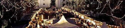 Kerstmarkt in Passau