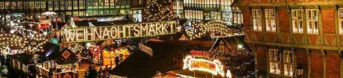Kerstmarkt in Wolfenbüttel