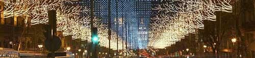Kerstmarkt Madrid