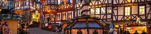 Kerstmarkt Millunia in Miltenberg