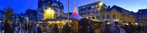 Kerstmarkt van Eupen