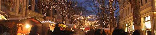Kerstmarkt Weimar
