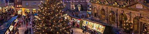 Rothenburger Kerstmarkt