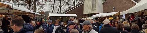 Sfeervolle Winterfair Oosterhuizen
