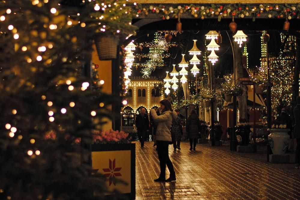 Kerstmarkten In Kopenhagen 2018 Denemarken