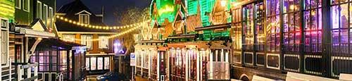 Kerstmarkt Historische Tuin Aalsmeer