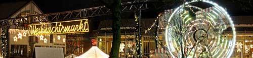 Kerstmarkt Aschaffenburg