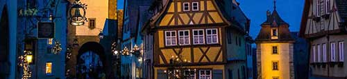 Kerstmarkt Bayreuther