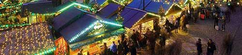 Kerstmarkt Freiburg