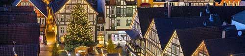 Kerstmarkt in Goslar