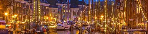 Kerstmarkt Groningen Martinikerk
