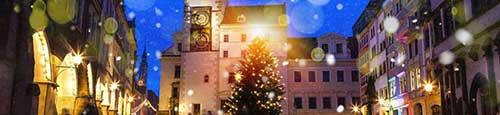 Kerstmarkt in Plauen