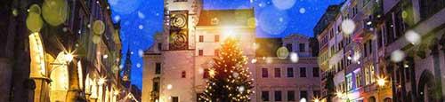 Kerstmarkt in Schneeberg