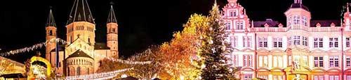 Kerstmarkt in Speyer