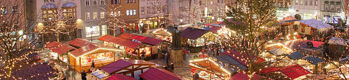 De 10 leukste kerstmarkten in Duitsland