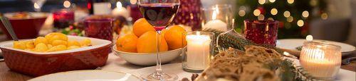 Zo zet je het ideale kerstdiner op tafel