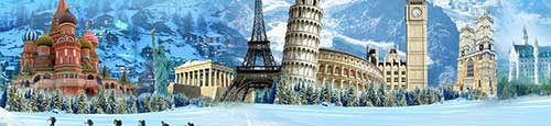 Sluit een reisverzekering af voor je bezoek aan de kerstmarkt